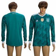Wholesale Cheap Germany Blank Away Long Sleeves Soccer Country Jersey