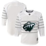 Wholesale Cheap Youth Minnesota Wild White 2020 NHL All-Star Game Premier Jersey