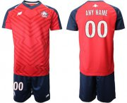 Wholesale Cheap Lille Personalized Home Soccer Club Jersey