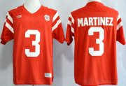 Wholesale Cheap Nebraska Cornhuskers #3 Taylor Martinez 2013 Red Jersey