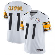 Wholesale Cheap Nike Steelers #11 Chase Claypool White Youth Stitched NFL Vapor Untouchable Limited Jersey