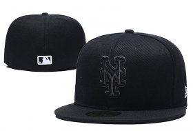 Wholesale Cheap New York Mets fitted hats 04