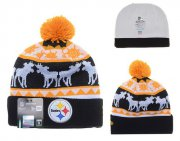 Wholesale Cheap Pittsburgh Steelers Beanies YD014