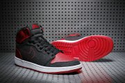 Wholesale Cheap Air Jordan 1 Wool Black/varsity red-white