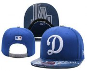 Wholesale Cheap Los Angeles Dogers Snapback Ajustable Cap Hat YD