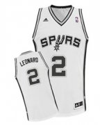 Wholesale Cheap San Antonio Spurs #2 Kawhi Leonard White Swingman Jersey