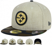 Wholesale Cheap Pittsburgh Steelers fitted hats 06