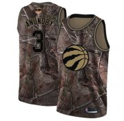 Wholesale Cheap Raptors #3 OG Anunoby Camo 2019 Finals Bound Basketball Swingman Realtree Collection Jersey