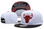 Wholesale Cheap NBA Chicago Bulls Snapback Ajustable Cap Hat DF 03-13_41