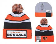 Wholesale Cheap Cincinnati Bengals Beanies YD006