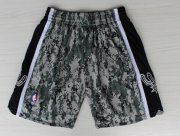 Wholesale Cheap San Antonio Spurs Camo Short