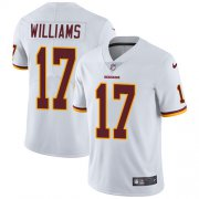 Wholesale Cheap Nike Redskins #17 Doug Williams White Men's Stitched NFL Vapor Untouchable Limited Jersey