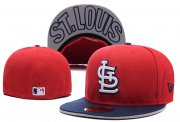 Wholesale Cheap St.Louis Cardinals fitted hats 01