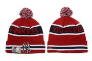 Wholesale Cheap New York Yankees Beanies YD009