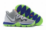 Wholesale Cheap Nike Kyire 5 Gray Green Blue
