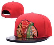 Wholesale Cheap NHL Chicago Blackhawks Stitched Snapback Hats 040