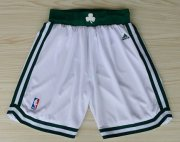 Wholesale Cheap Boston Celtics White Short