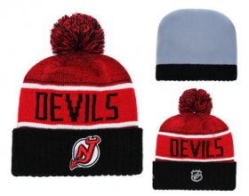 Wholesale Cheap NEW JERSEY DVILS Beanies