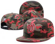 Wholesale Cheap Washington Nationals Snapback Ajustable Cap Hat 5