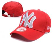 Wholesale Cheap New York Yankees Snapback Ajustable Cap Hat GS 4