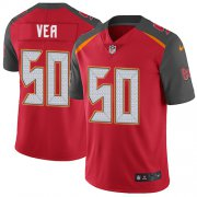 Wholesale Cheap Nike Buccaneers #50 Vita Vea Red Team Color Youth Stitched NFL Vapor Untouchable Limited Jersey