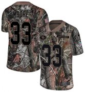 Wholesale Cheap Nike 49ers #33 Tarvarius Moore Camo Men's Stitched NFL Limited Rush Realtree Jersey