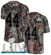 Wholesale Cheap Nike Chiefs #44 Dorian O'Daniel Camo Super Bowl LIV 2020 Youth Stitched NFL Limited Rush Realtree Jersey