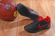 Wholesale Cheap Nike Kobe 11 AD Shoes Black Red