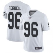 Wholesale Cheap Nike Raiders #21 Gareon Conley Black 60th Anniversary Vapor Limited Stitched NFL 100th Season Jersey