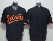 Wholesale Cheap Orioles Blank Black New Cool Base Stitched MLB Jersey