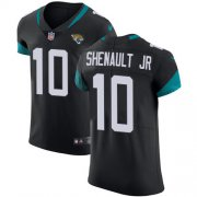 Wholesale Cheap Nike Jaguars #10 Laviska Shenault Jr. Black Team Color Men's Stitched NFL Vapor Untouchable Elite Jersey