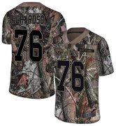 Wholesale Cheap Nike Jaguars #76 Will Richardson Camo Men's Stitched NFL Limited Rush Realtree Jersey