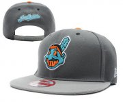 Wholesale Cheap Cleveland Indians Snapbacks YD005
