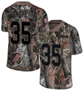 Wholesale Cheap Nike Chiefs #35 Christian Okoye Camo Men's Stitched NFL Limited Rush Realtree Jersey