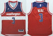 Wholesale Cheap Washington Wizards #3 Bradley Beal Revolution 30 Swingman 2014 New Red Jersey