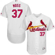 Wholesale Cheap Cardinals #37 Brandon Moss White Flexbase Authentic Collection Stitched MLB Jersey