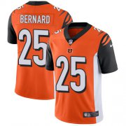 Wholesale Cheap Nike Bengals #25 Giovani Bernard Orange Alternate Youth Stitched NFL Vapor Untouchable Limited Jersey