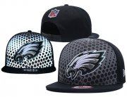 Wholesale Cheap NFL Philadelphia Eagles Stitched Snapback Hats 064