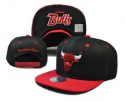 Wholesale Cheap NBA Chicago Bulls Snapback Ajustable Cap Hat LH 03-13_25