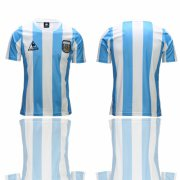 Wholesale Cheap Argentina Blank White Throwback Soccer Country Jersey
