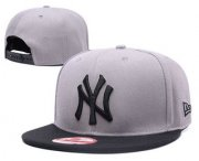 Wholesale Cheap New York Yankees Snapback Ajustable Cap Hat GS 7
