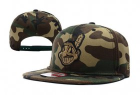 Wholesale Cheap Cleveland Indians Snapbacks YD006
