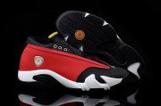 Wholesale Cheap Air Jordan 14 Retro Low Shoes Red/black-white