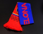 Wholesale Cheap Barcelona Soccer Football Scarf Red & Blue