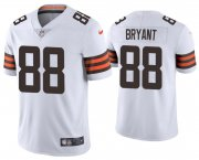 Wholesale Cheap Nike Cleveland Browns #88 Harrison Bryant White 2020 New Vapor Untouchable Limited Jersey