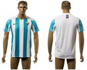 Wholesale Cheap Malaga Blank Home Soccer Club Jersey