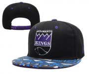 Wholesale Cheap Sacramento Kings Snapbacks YD001