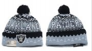 Wholesale Cheap Oakland Raiders Beanies YD002