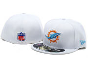 Wholesale Cheap Miami Dolphins fitted hats 06