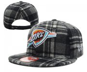 Wholesale Cheap NBA Oklahoma City Thunder Snapback Ajustable Cap Hat XDF 041